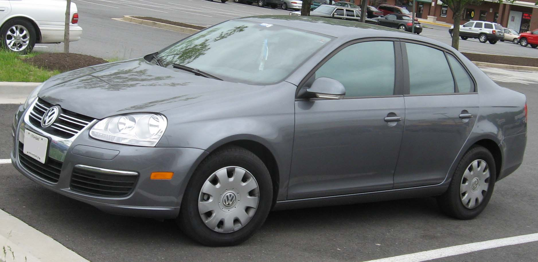 File:06-07 Volkswagen Jetta Value Edition.jpg - Wikimedia Commons