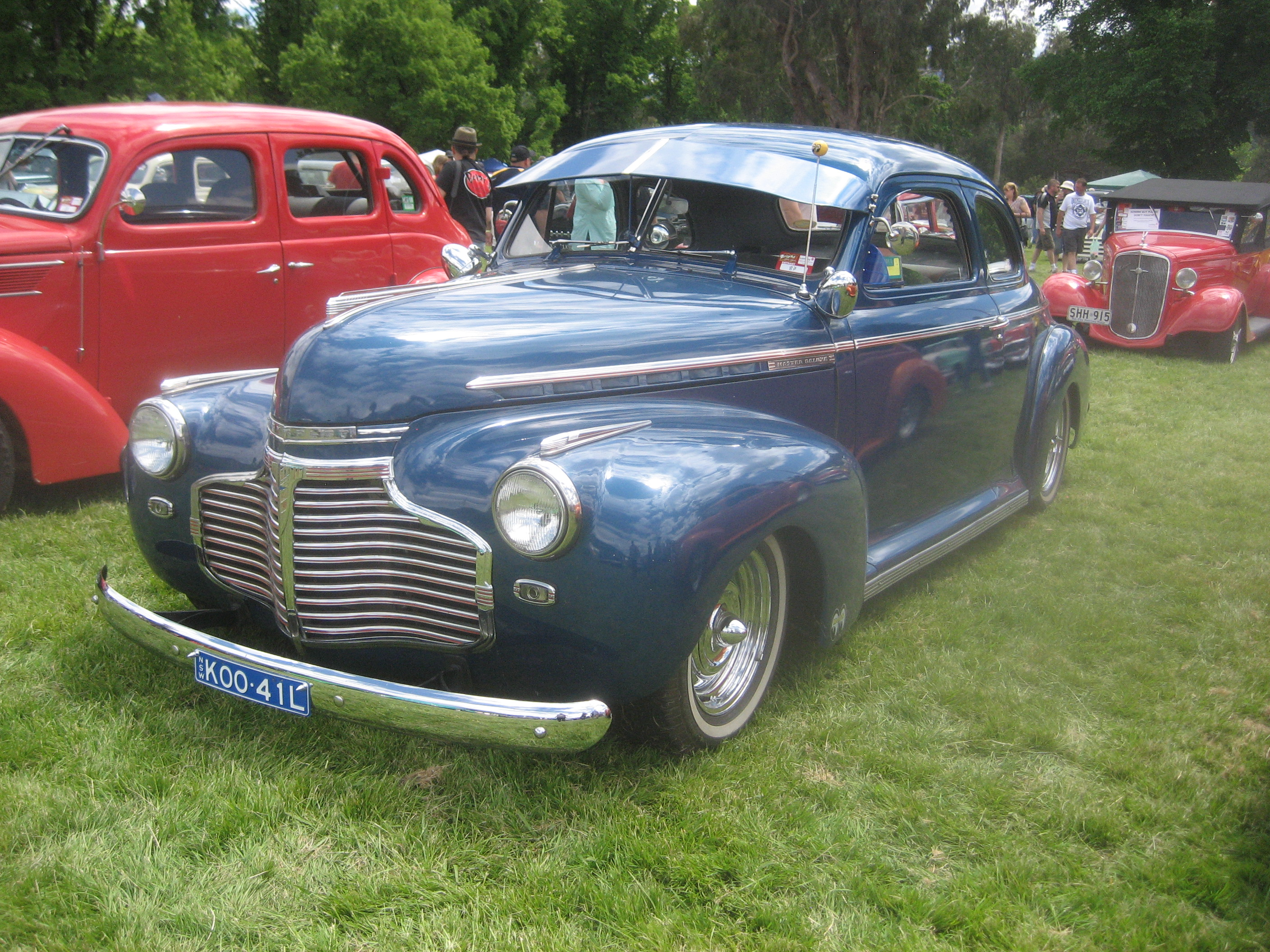 File:1941 Chevrolet Master Deluxe Coupe jpg - Wikimedia Commons