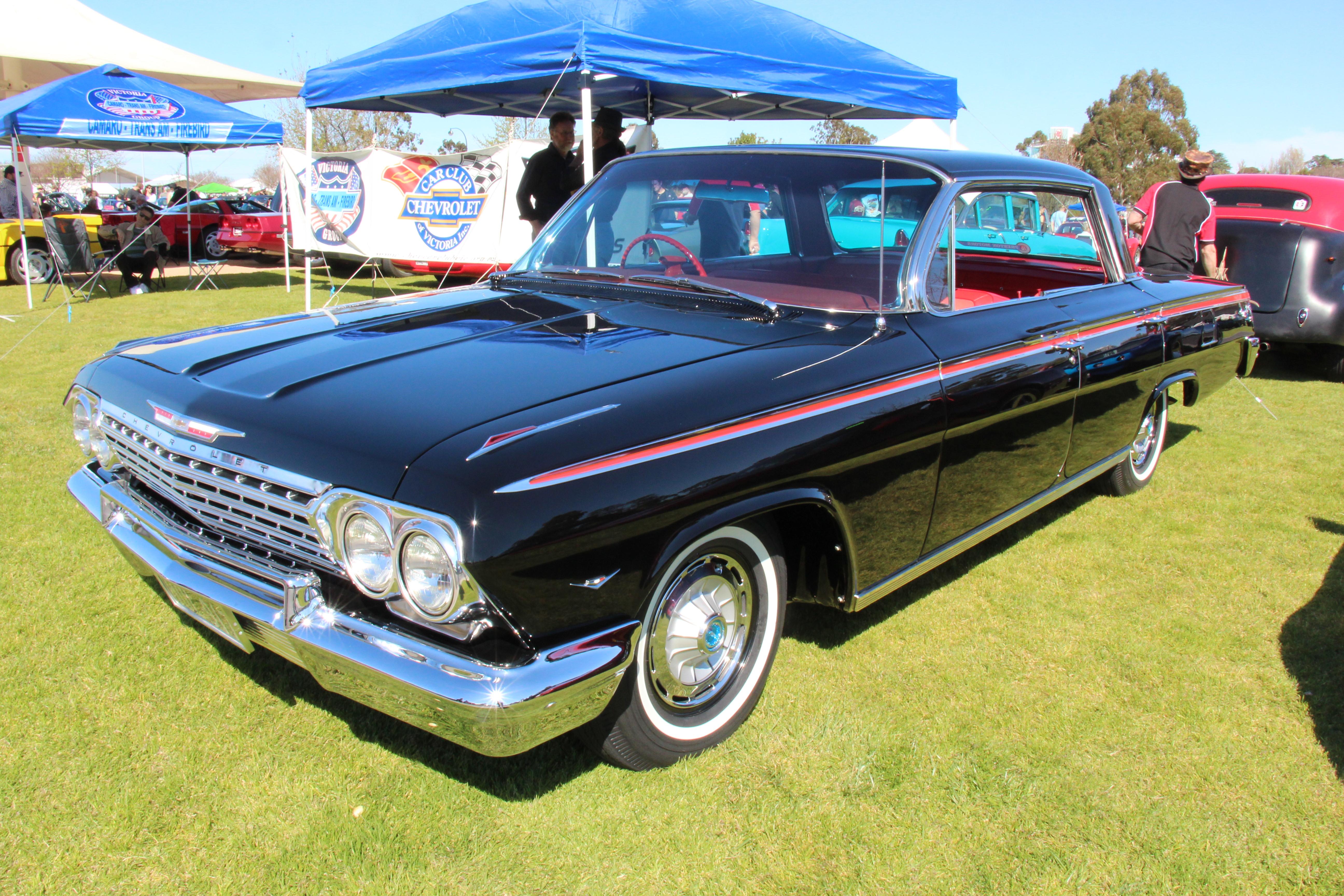 File 1962 Chevrolet Impala Sport Sedan 22142612562 Jpg Wikimedia Commons