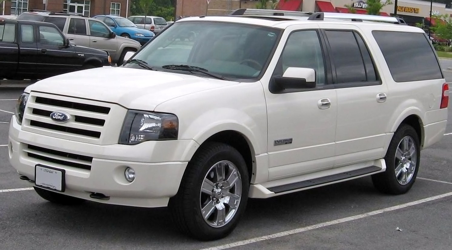 2007 ford expedition limited el sale. Black Bedroom Furniture Sets. Home Design Ideas