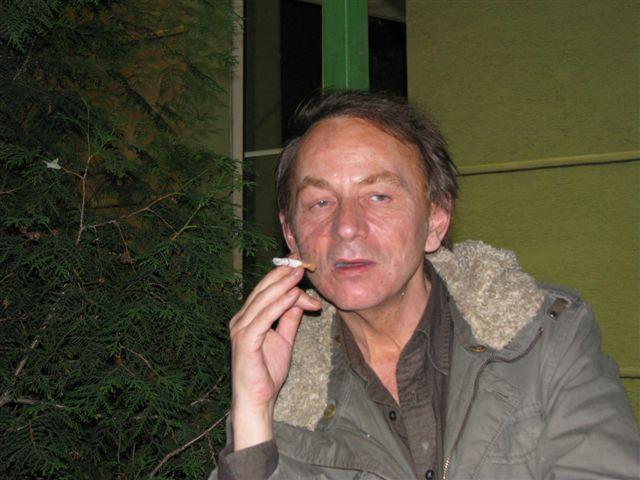 2008.06.09. Michel Houellebecq Fot Mariusz Kubik 16.JPG