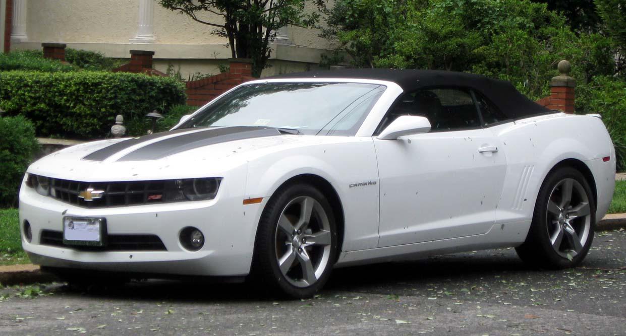 File 2011 Chevrolet Camaro Rs Convertible 08 28 2011 Jpg