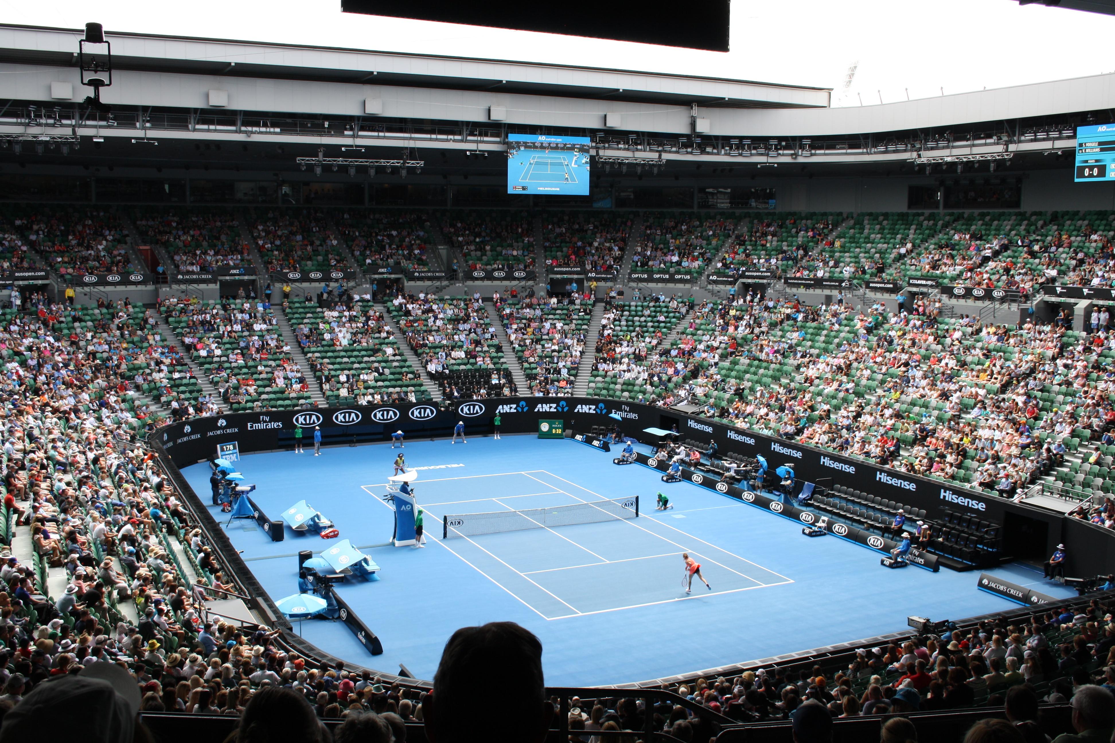 全 豪 テニス