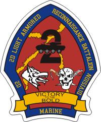 2nd Light Armored Reconnaissance Battalion - Wikipedia