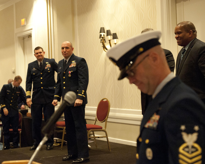file a u s  coast guard command master chief petty officer