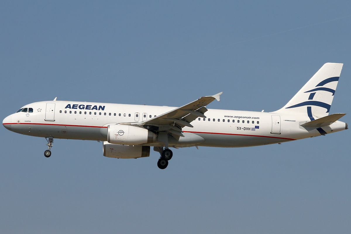 Aegean Airlines Destinations Wikipedia