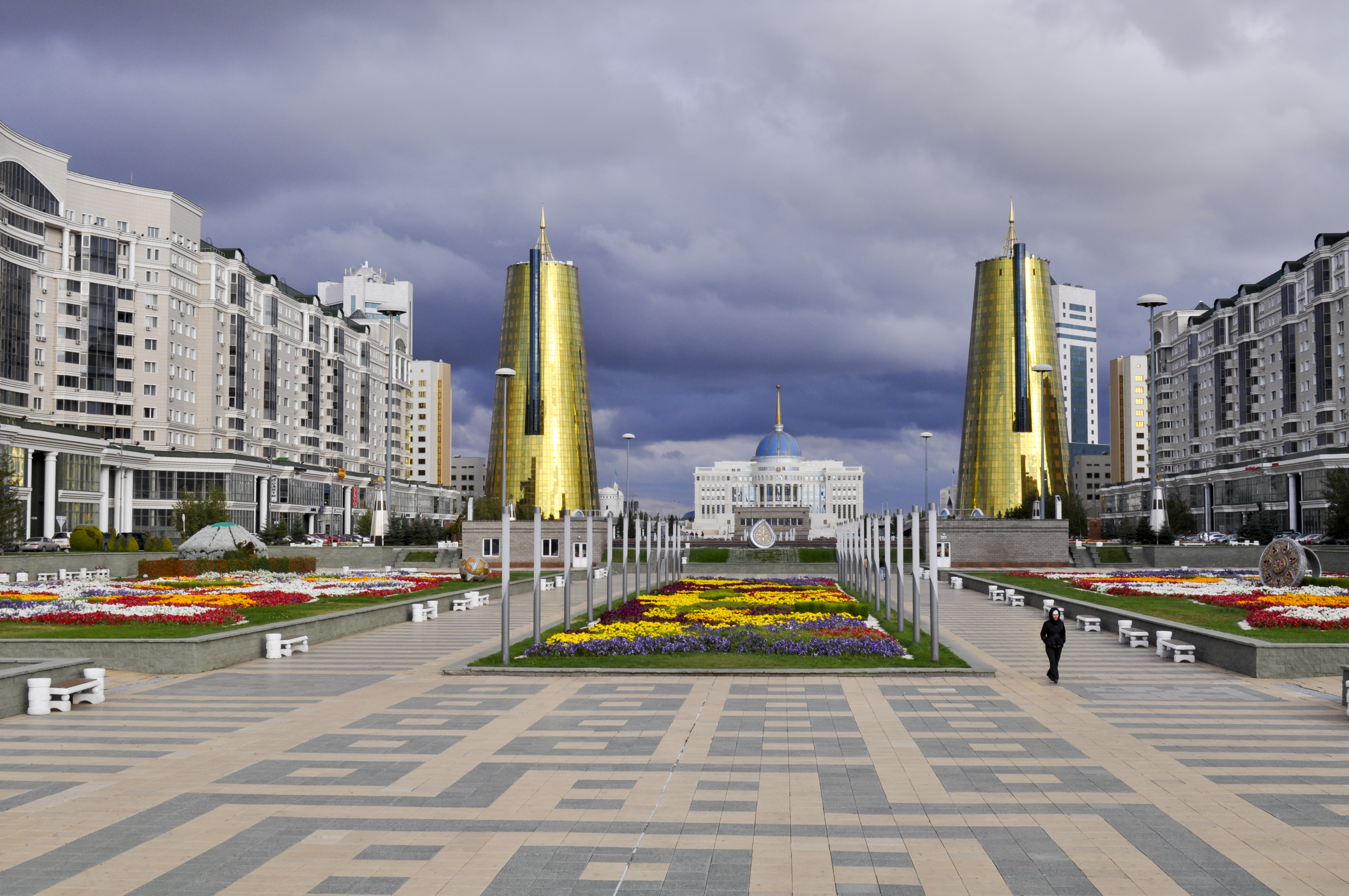 Attitudes of astana people to the