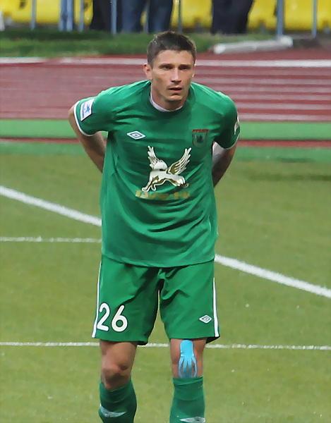 FC Krylia Sovetov Samara players