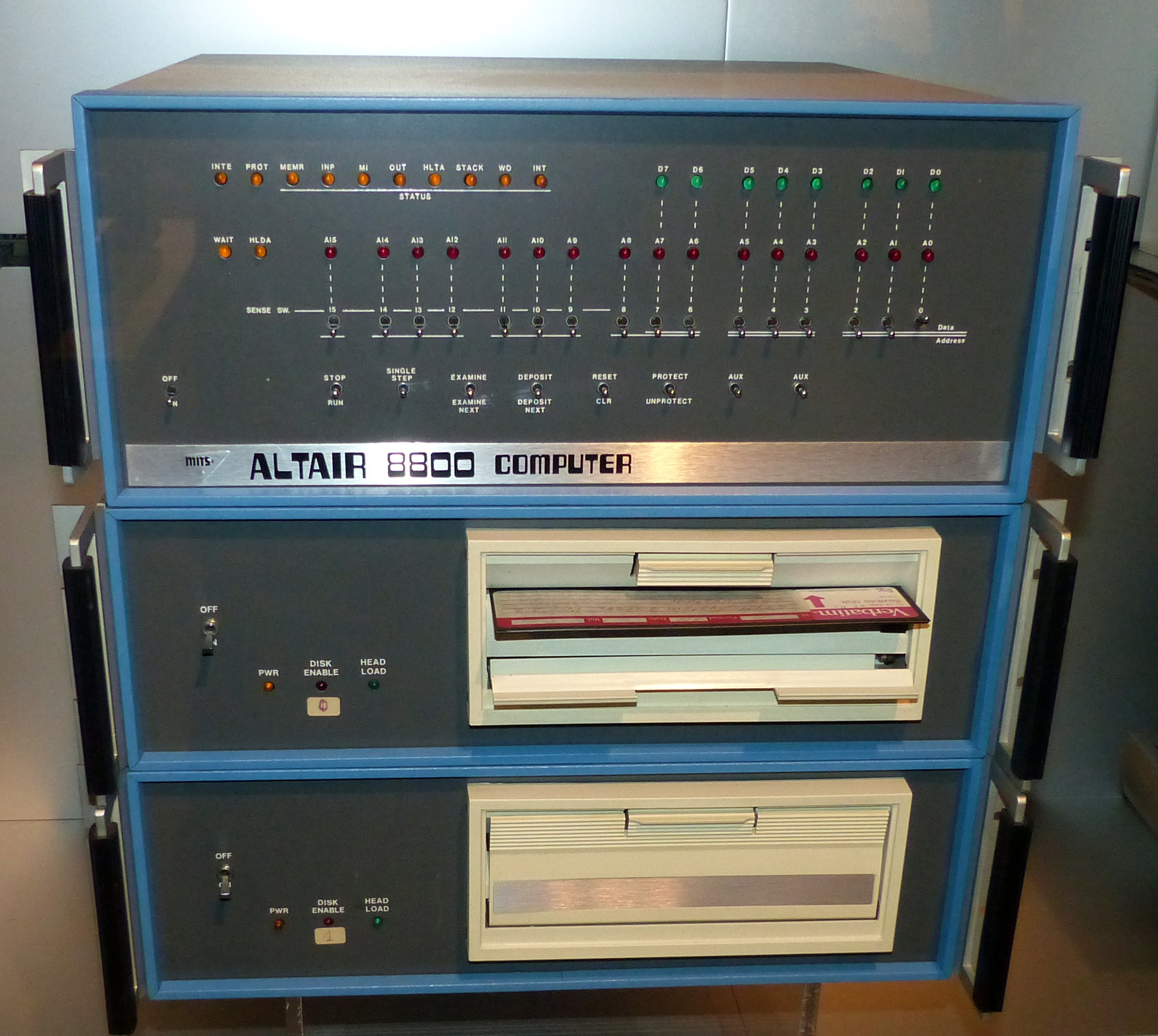 Altair 8800 – Wikipedia