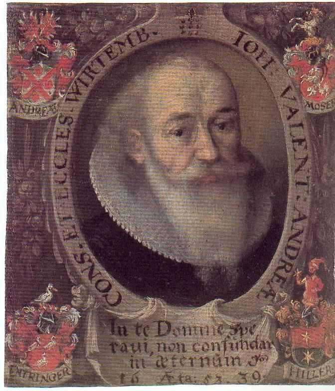 Андреэ, Иоганн Валентин — Википедия