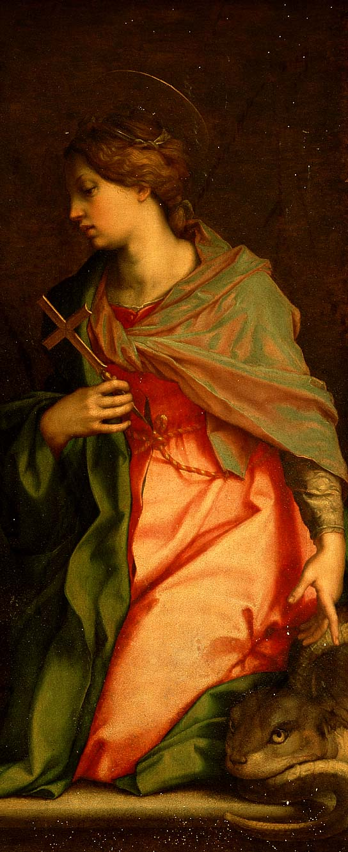 Andrea del Sarto (1486-1530), Santa Margherita, domkirken i Pisa