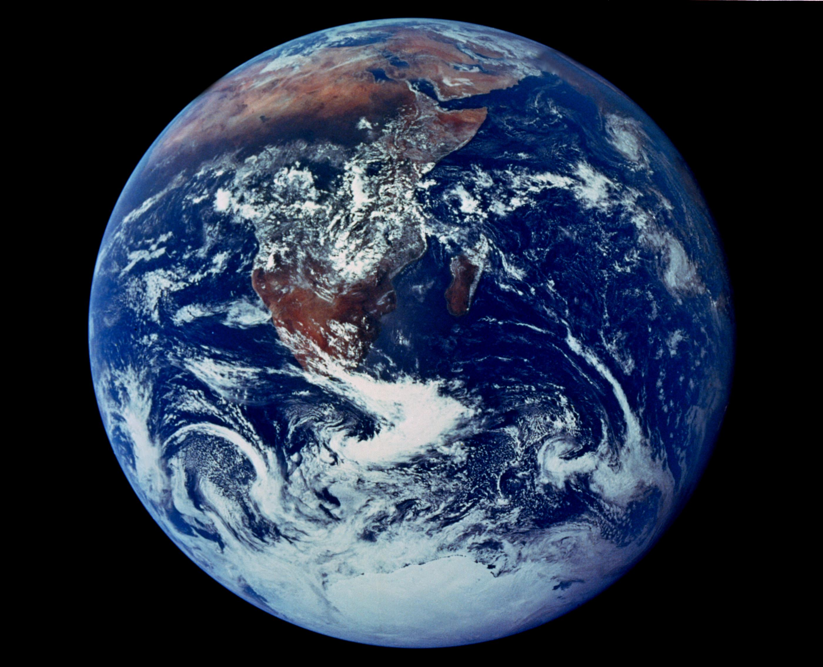 FileApollo 17 Image Of Earth From Spacejpeg