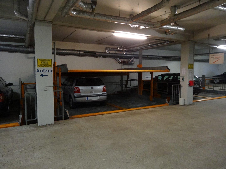 Automated garage