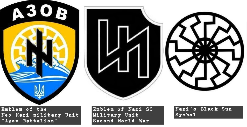 Fileazov Battalion And Ss Emblems And Symbolsg Wikimedia Commons