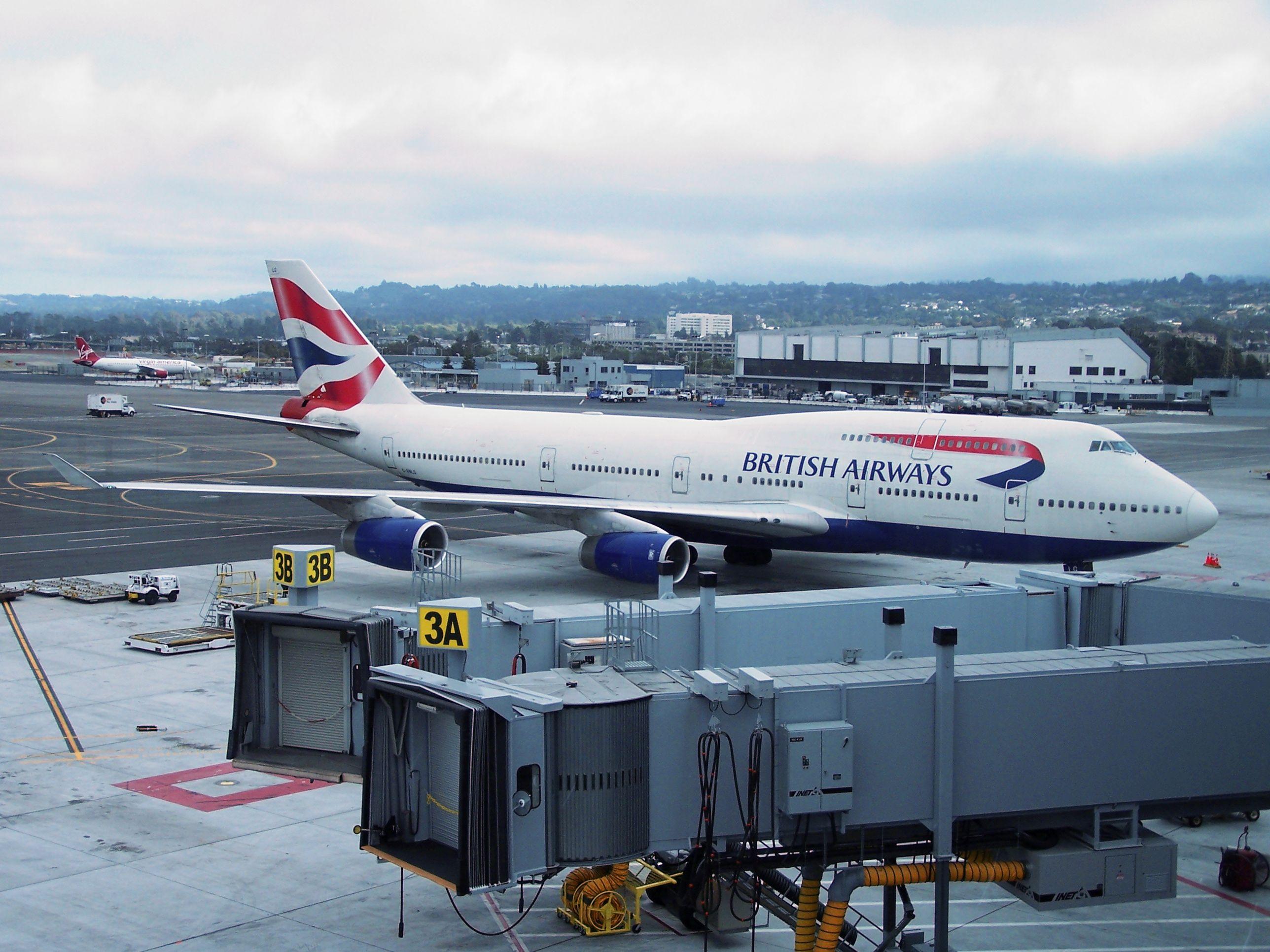 British Airways Flight 268 - Wikipedia