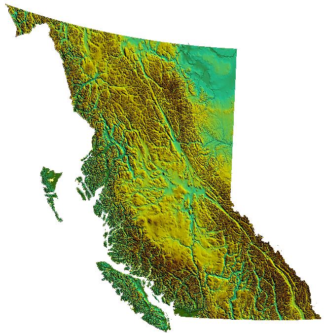 Geography of British Columbia - Wikipedia