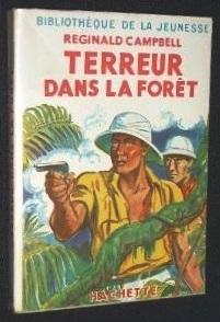Un exemplaire avec jaquette en couleur de la collection Bibliothèque de la jeunesse.