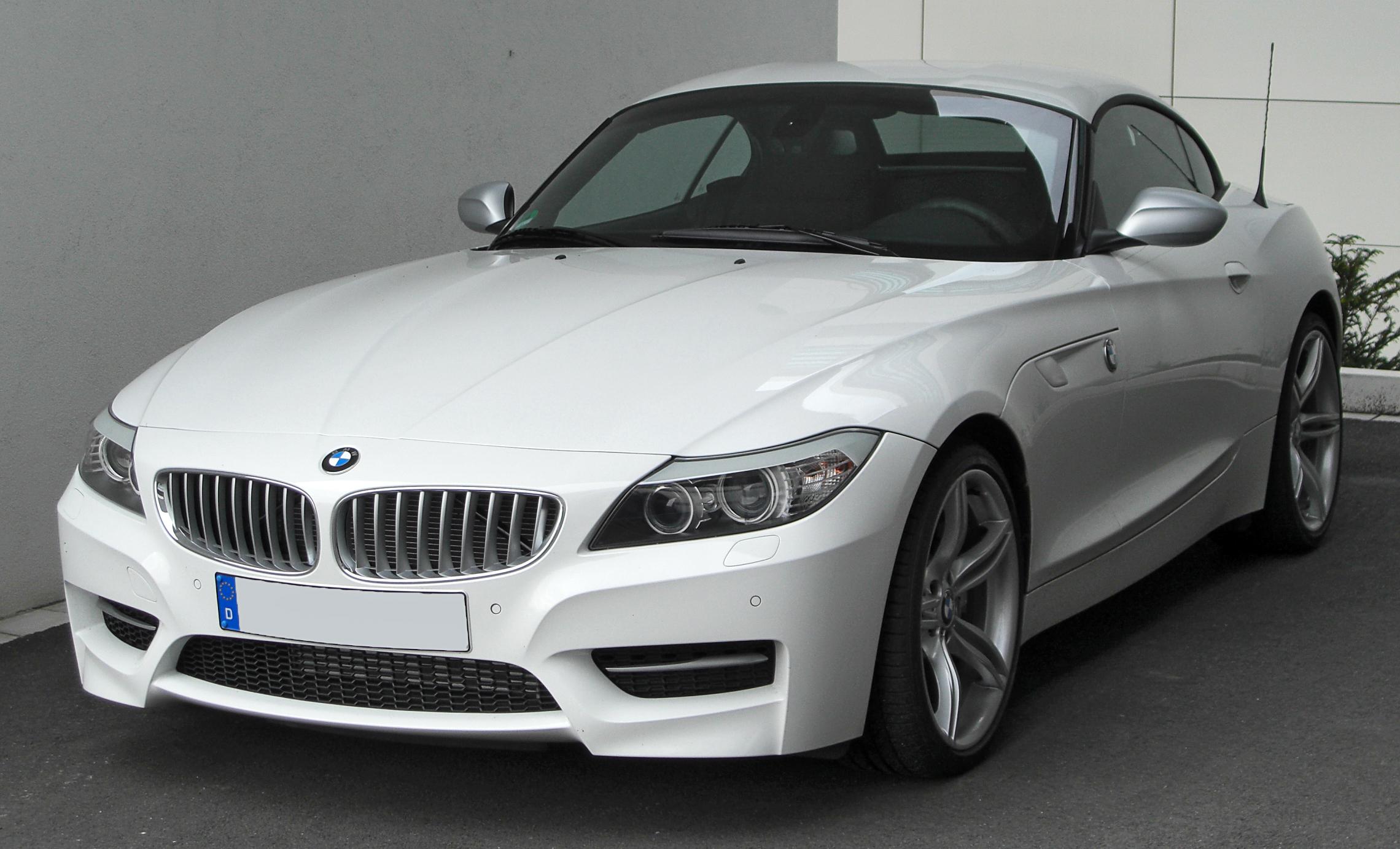 BMW Z4 Bmw