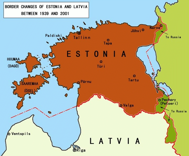 "the baltic states of of estonia essay The ethnic russian minority: a problematic issue in the baltic states known globally as the ""baltic states,"" latvia, lithuania, and estonia are three."
