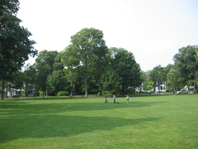 Lexington Battle Green