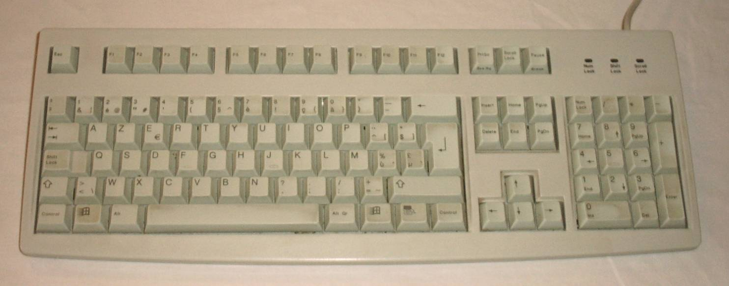 toetsenbord computer wikipedia