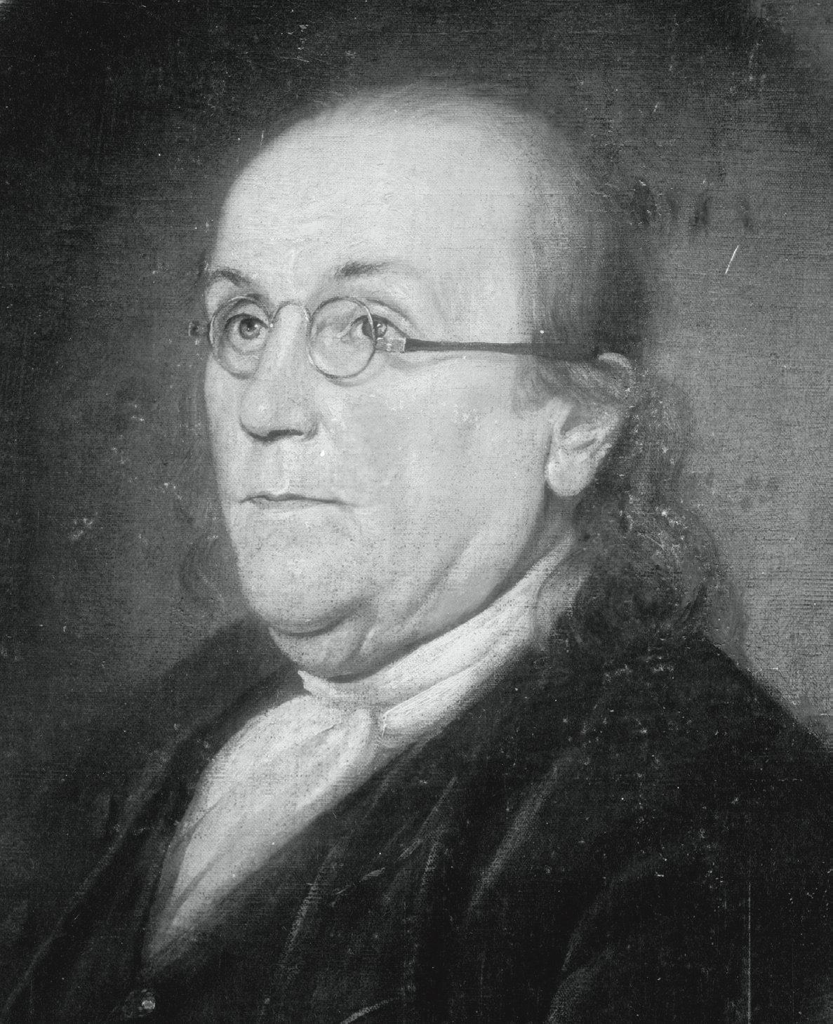 Benjamin franklin date of birth in Australia
