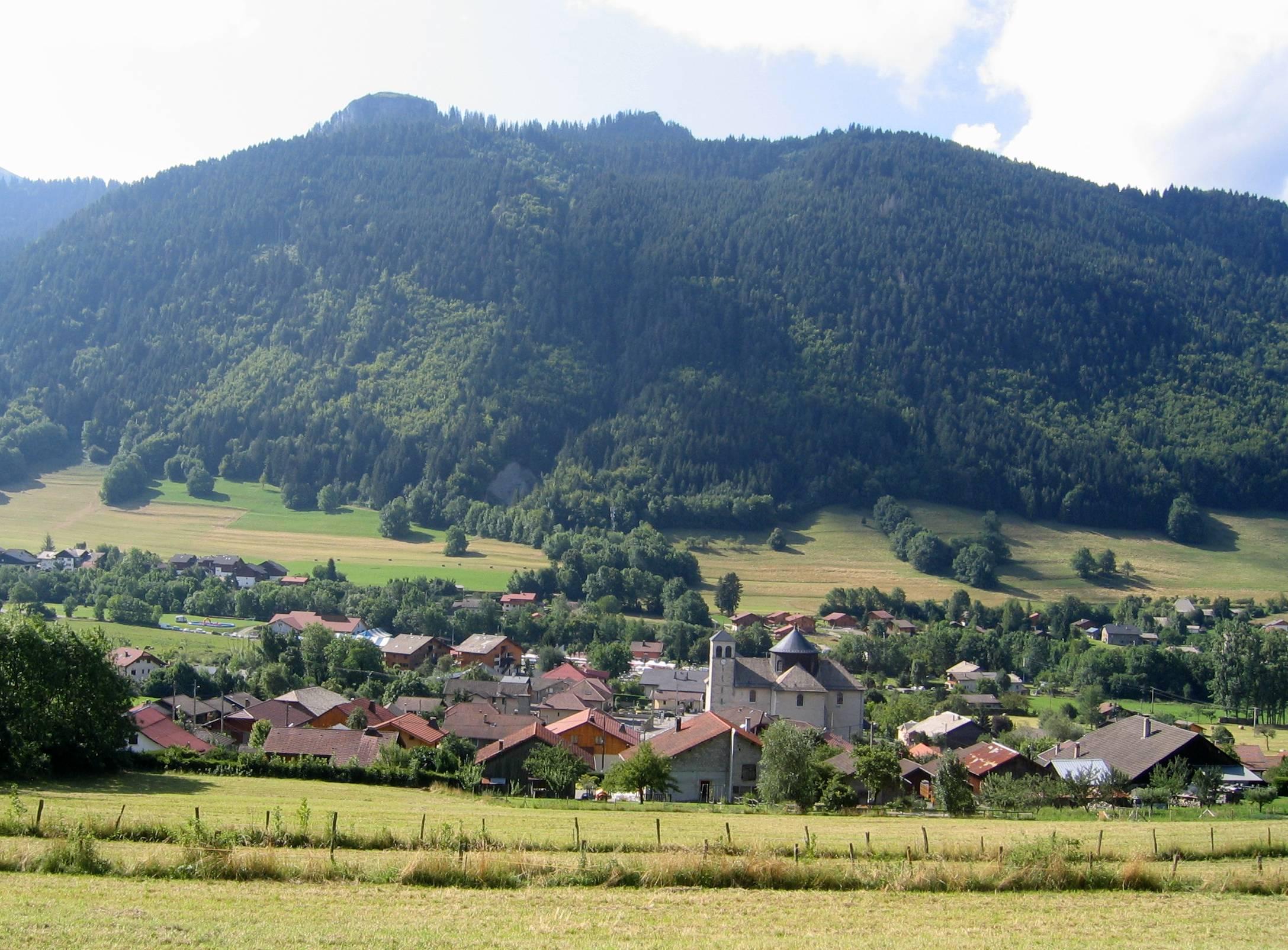 Bernex – Veduta