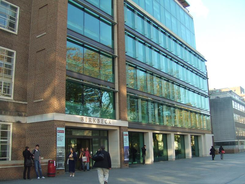 File:Birkbeck College, University of London.jpg - Wikipedia, the ...