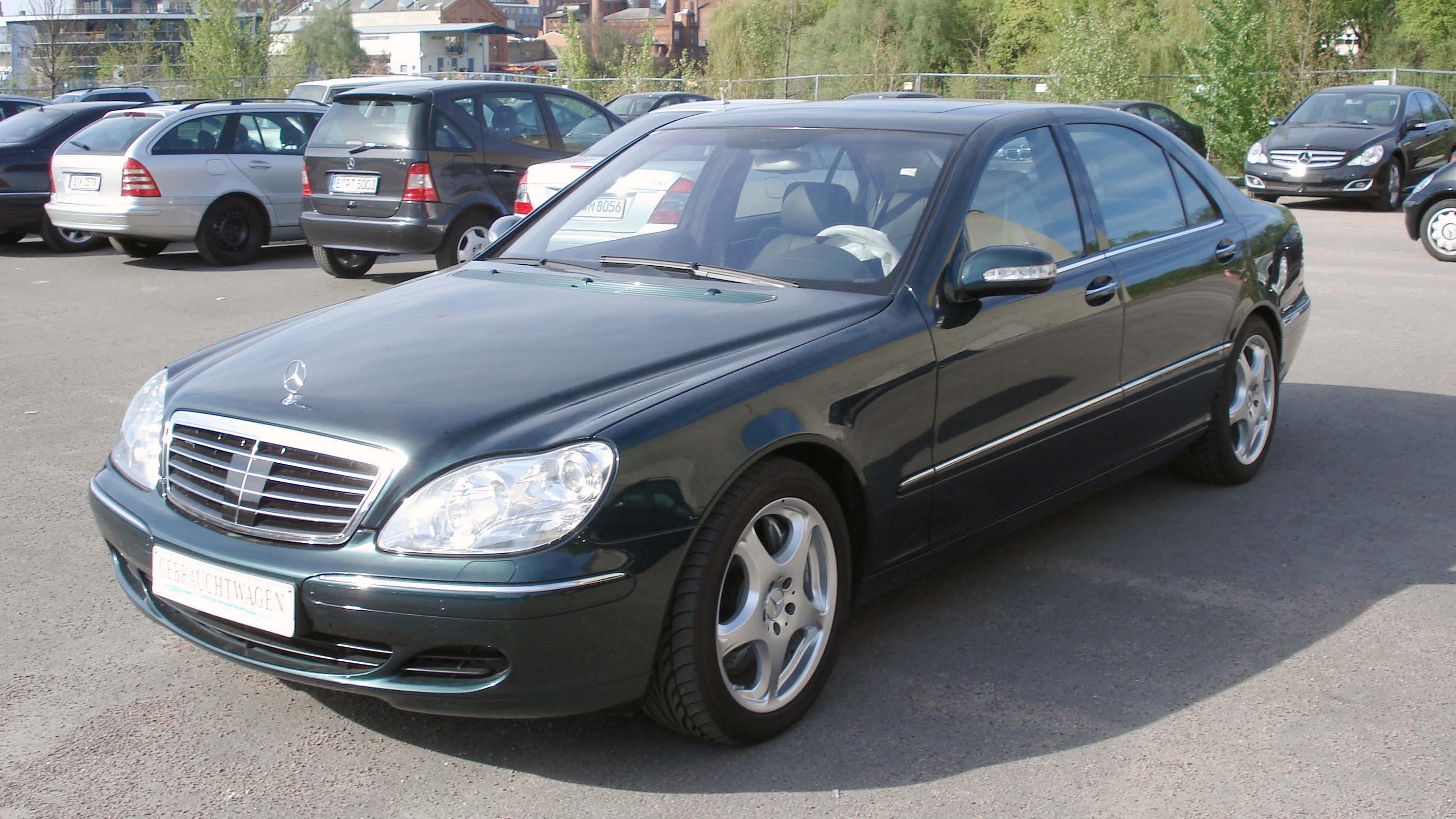 Grille forums for 1999 mercedes benz s320 problems