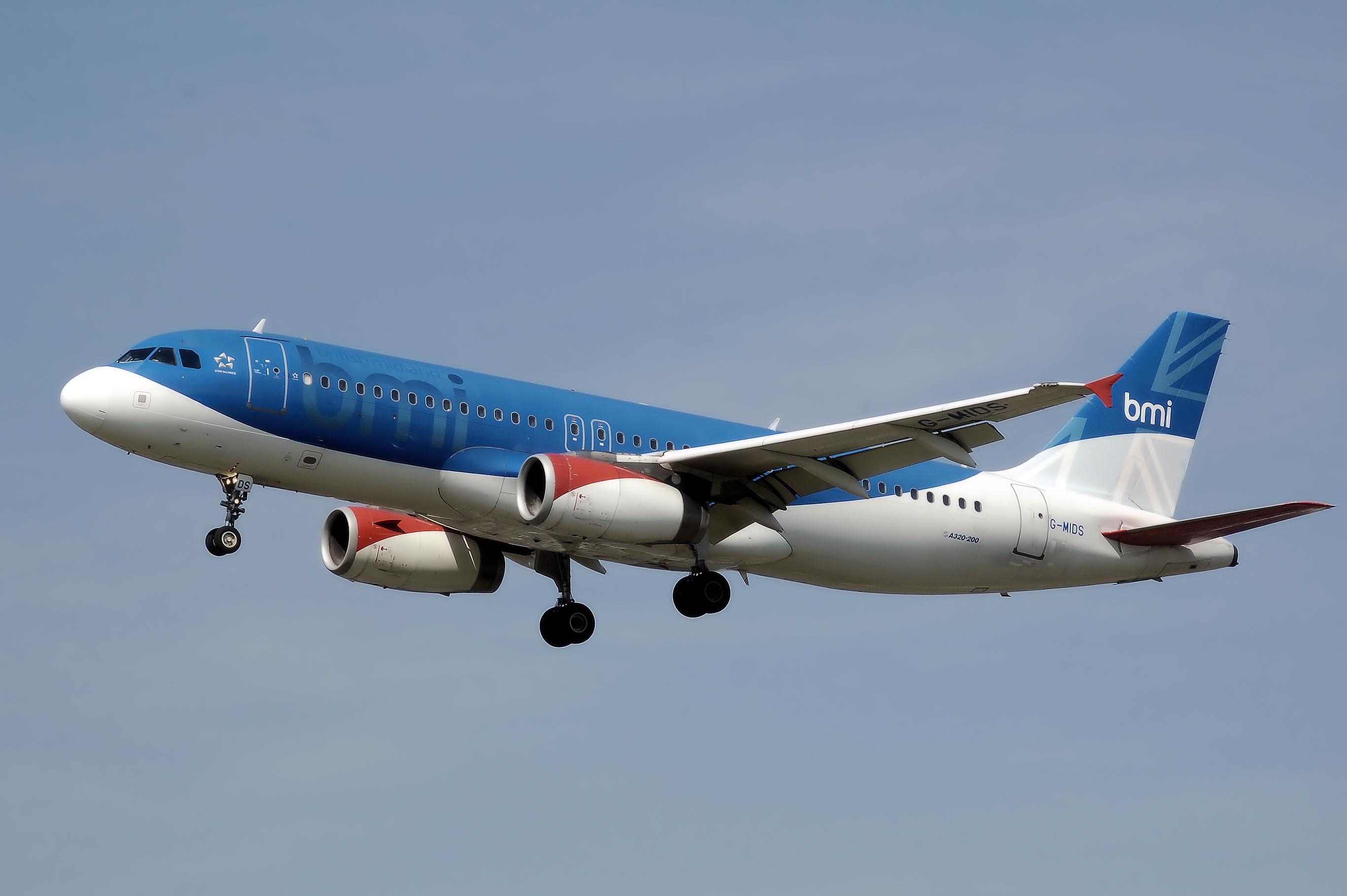 Bmi Airbus A320 200 G Mids Arpjpg