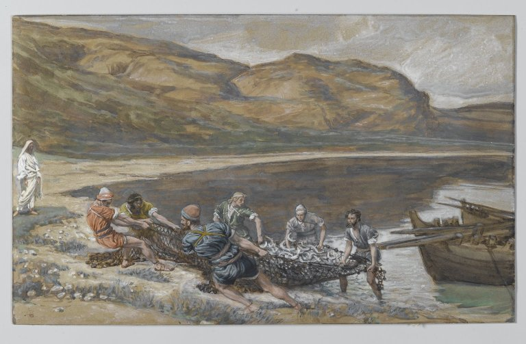 Brooklyn Museum - The Second Miraculous Draught of Fishes (La seconde pêche miraculeuse) - James Tissot.jpg