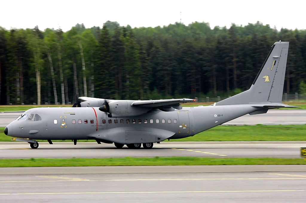 Finnish Air Force CASA C-295