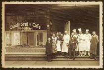 Konditorei Cafe Adolf Els Ef Bf Bdsser Gmbh Gr Ef Bf Bdntenstra Ef Bf Bde Sonthofen