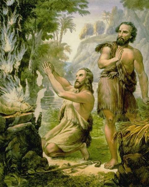 Religioni - Dal sacro al profano  - Pagina 2 Cain_and_Abel