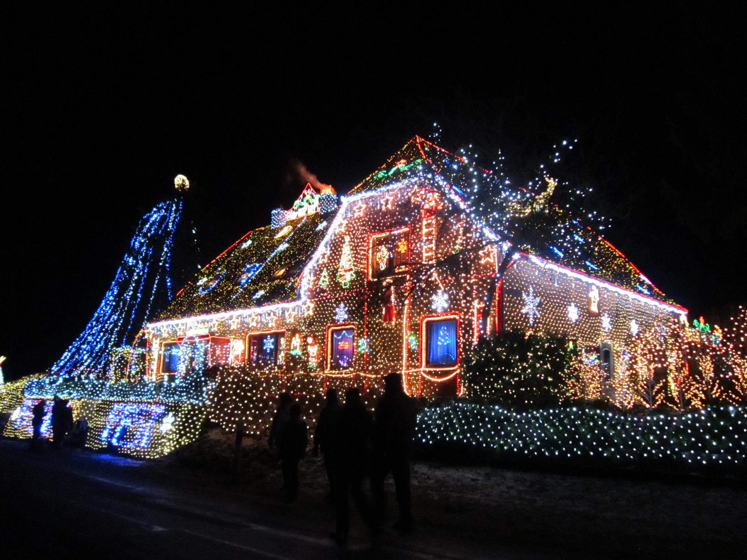 Kalle Niedersachsen Weihnachtsbeleuchtung.Datei Calle Weihnachtshaus Jpg Wikipedia