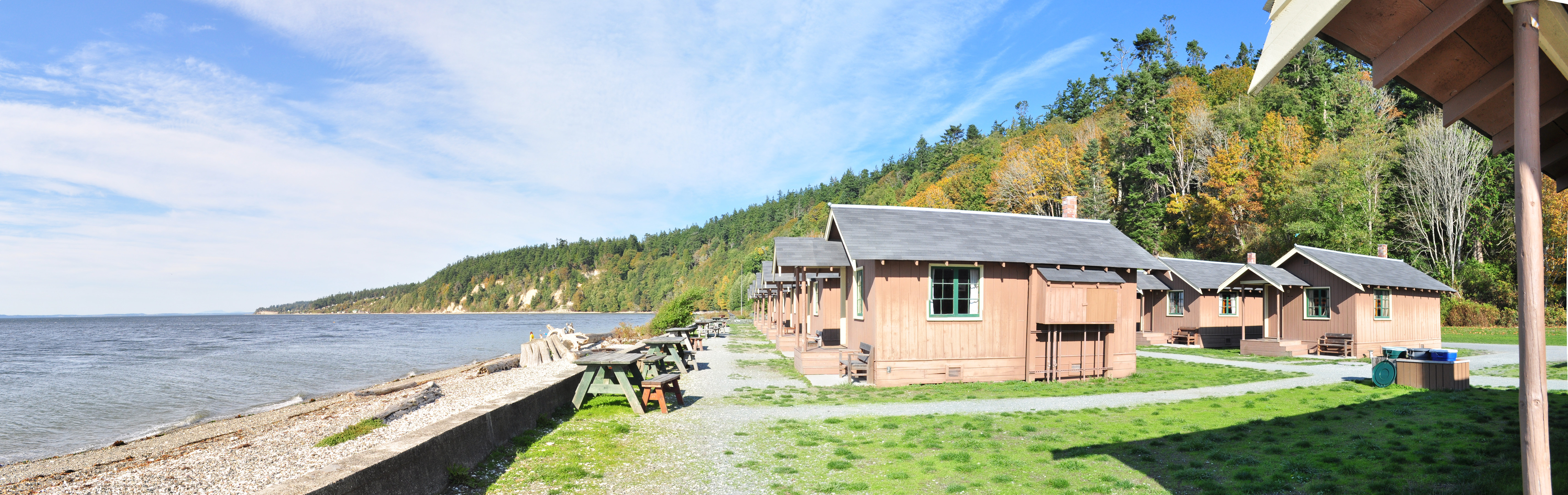 Cama Beach State Park Boat Rental