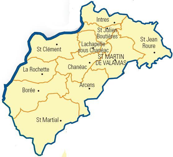 carte de saint martin File:Canton de Saint Martin de Valamas.   Wikimedia Commons