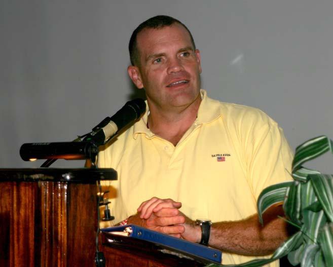 Patrick M . McCarthy