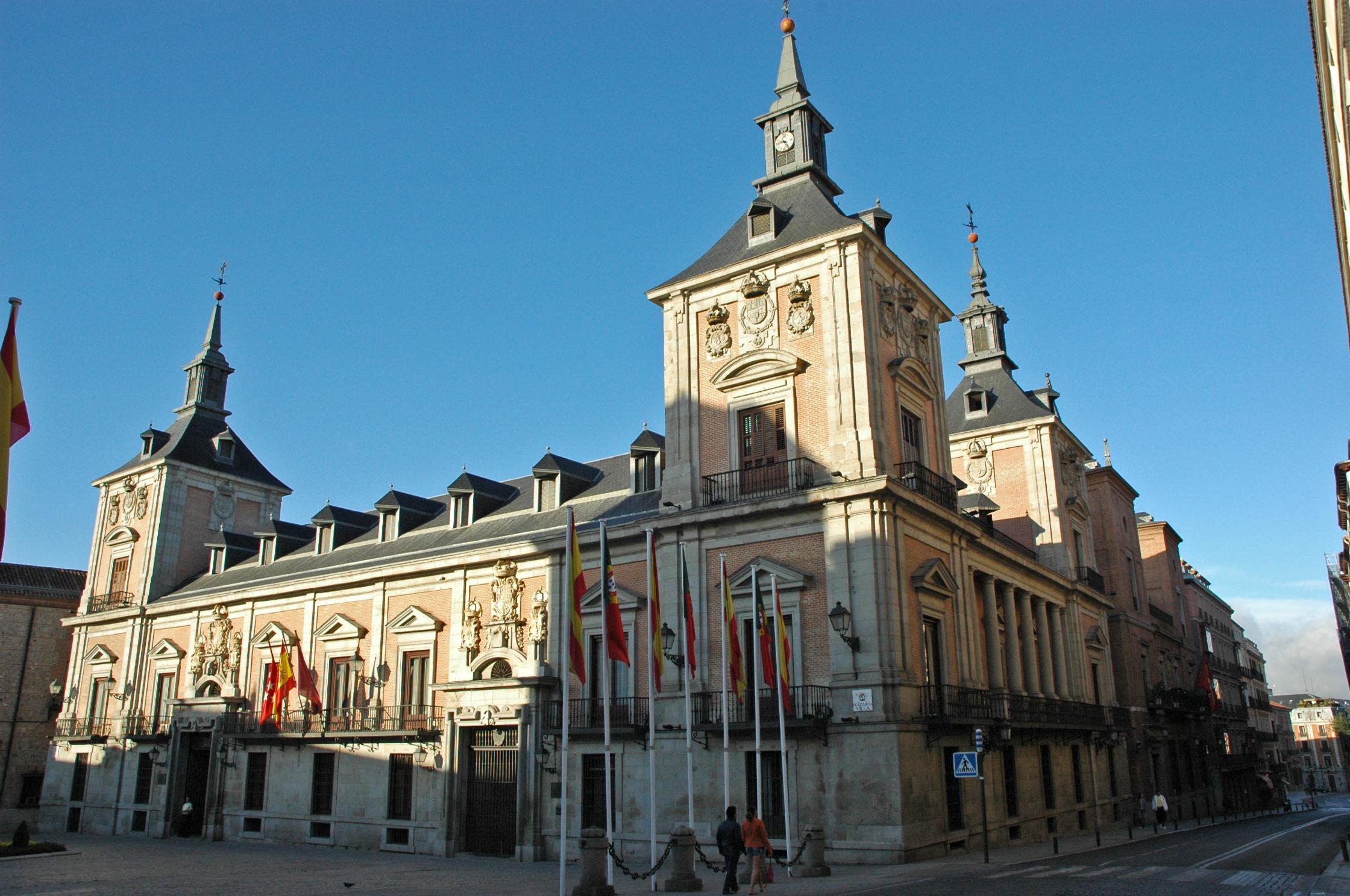 El rinc n de lvaro antiguo ayuntamiento de madrid - Casa de madrid ...