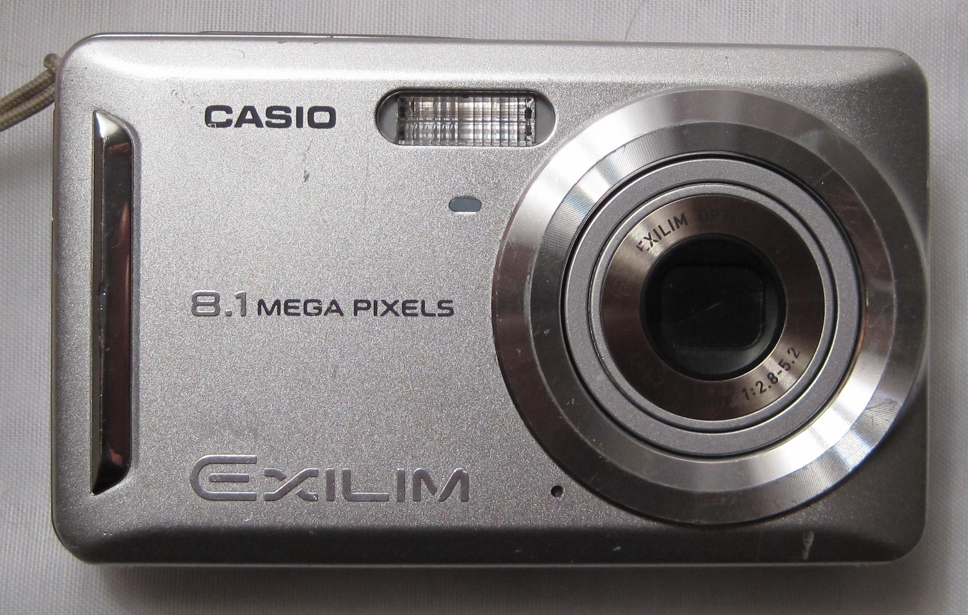 CasioExilimEX Z9