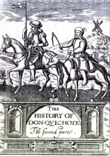 Cover of Thomas Shelton's 1620 translation of Don Quixote Cervantes Don Quixote 1620 2.jpg