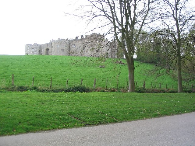 Chirk Castle - geograph.org.uk - 28853
