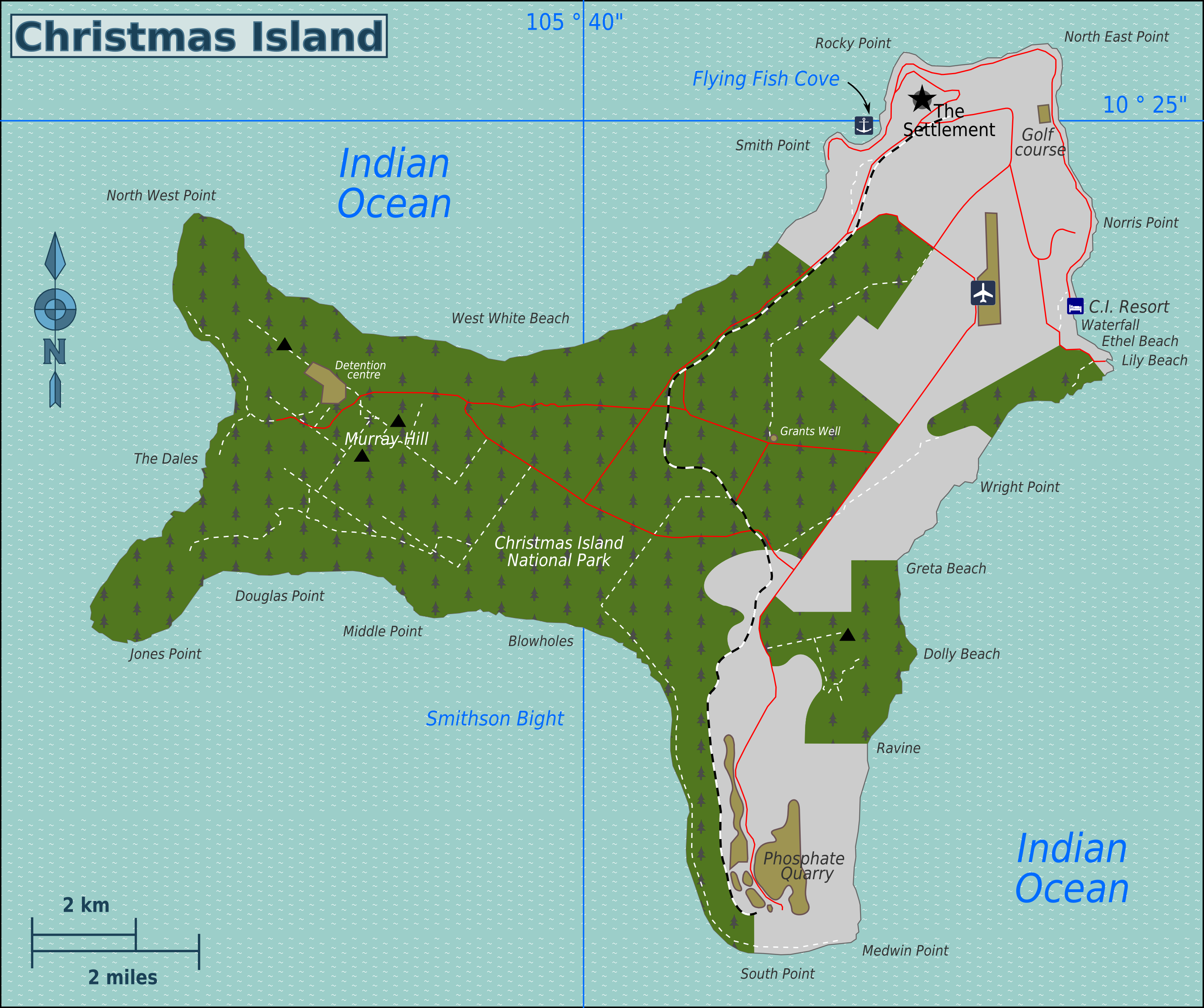file christmas island map wikimedia mons