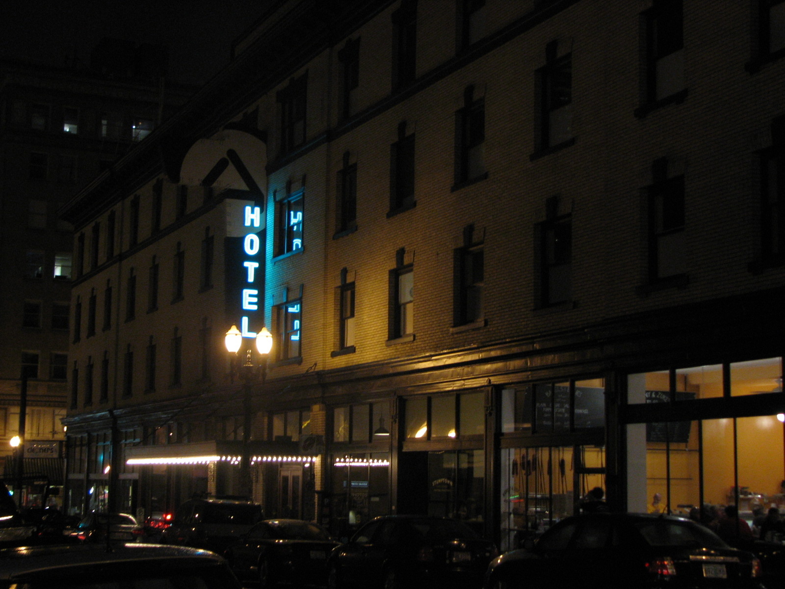The Night Hotel Theater District Nyc