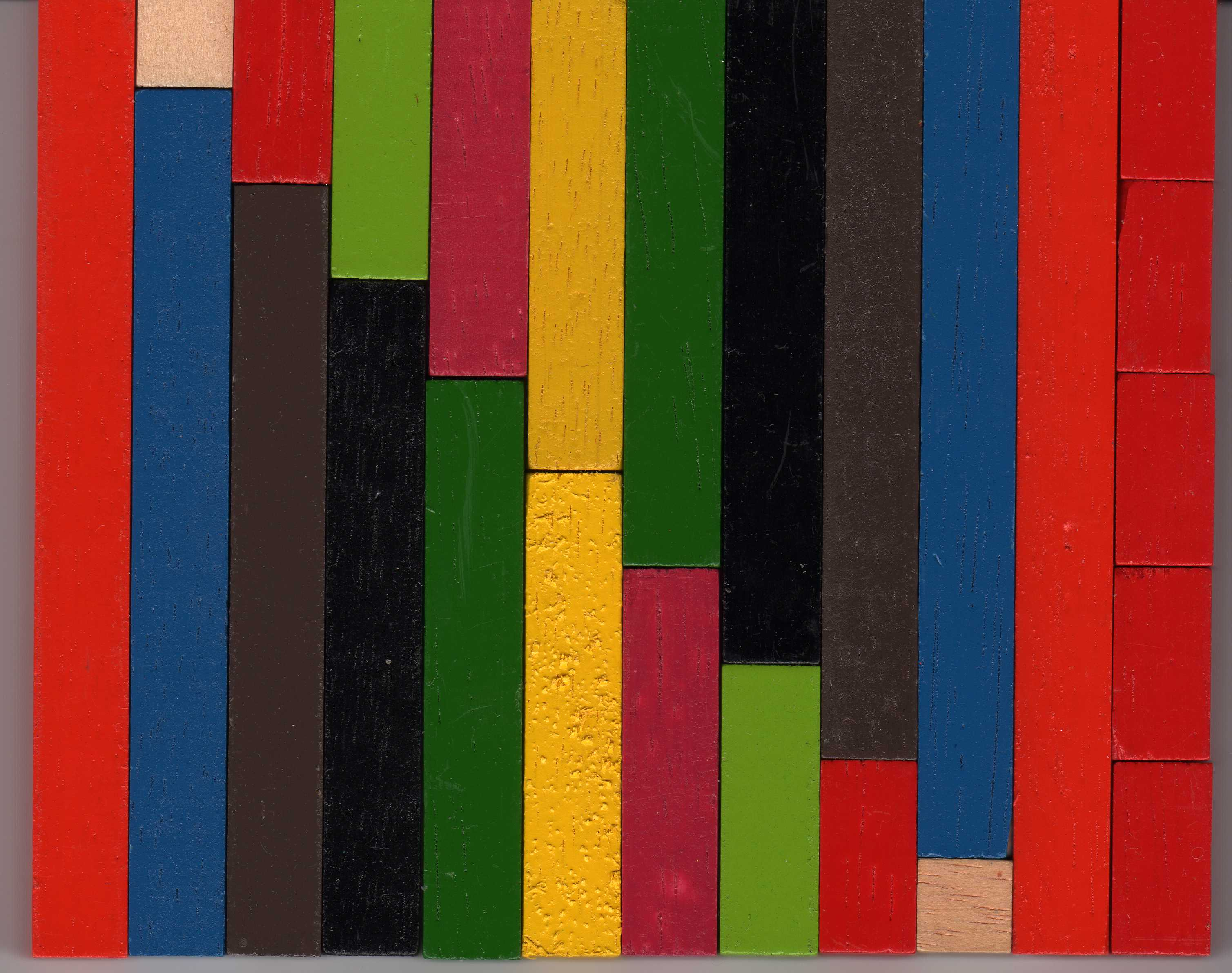 English: Cuisenaire rods