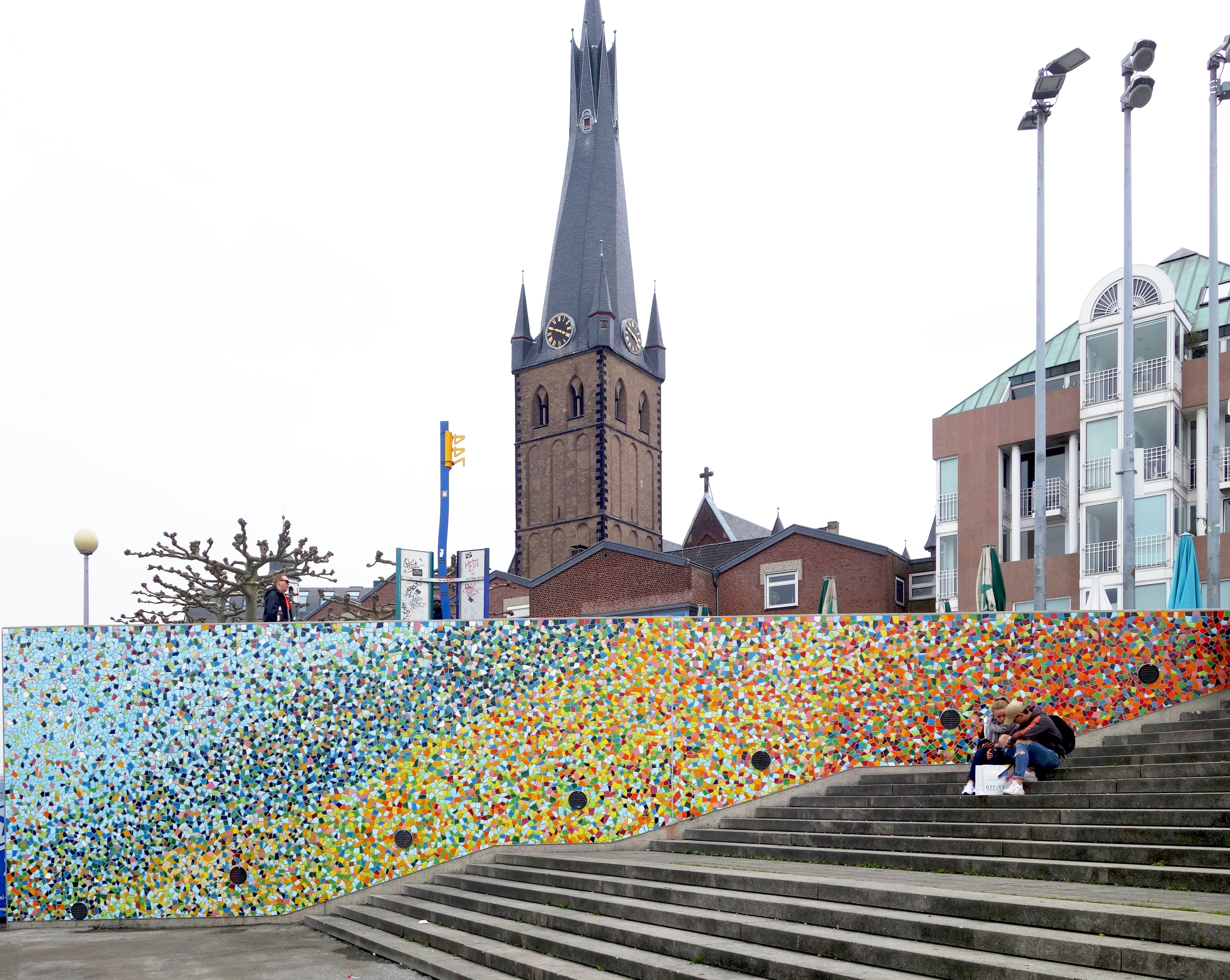 Mosaik Düsseldorf
