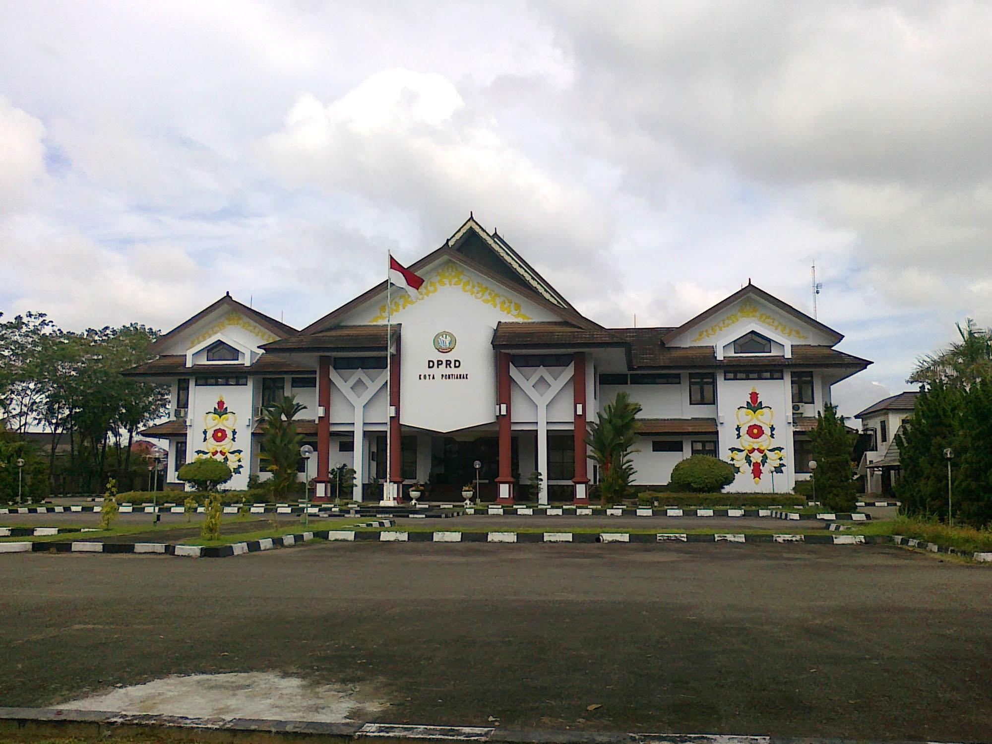 Kota Pontianak Wikipedia Bahasa Indonesia Ensiklopedia Bebas