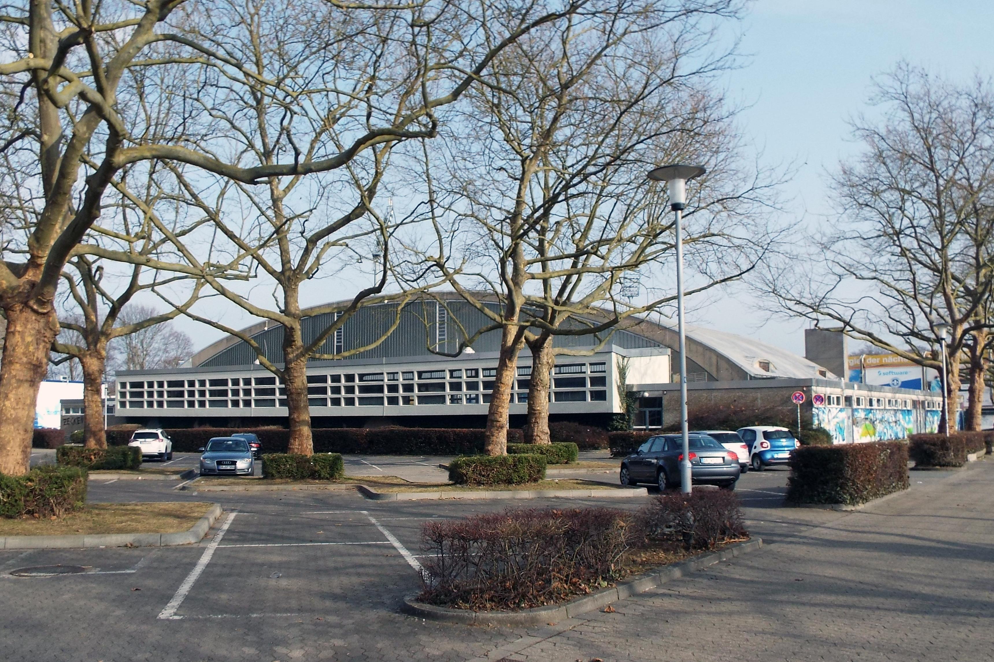 Sporthalle am Böllenfalltor – Wikipedia