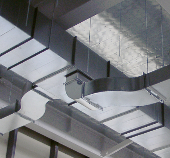 Image Result For Ac Duct Work
