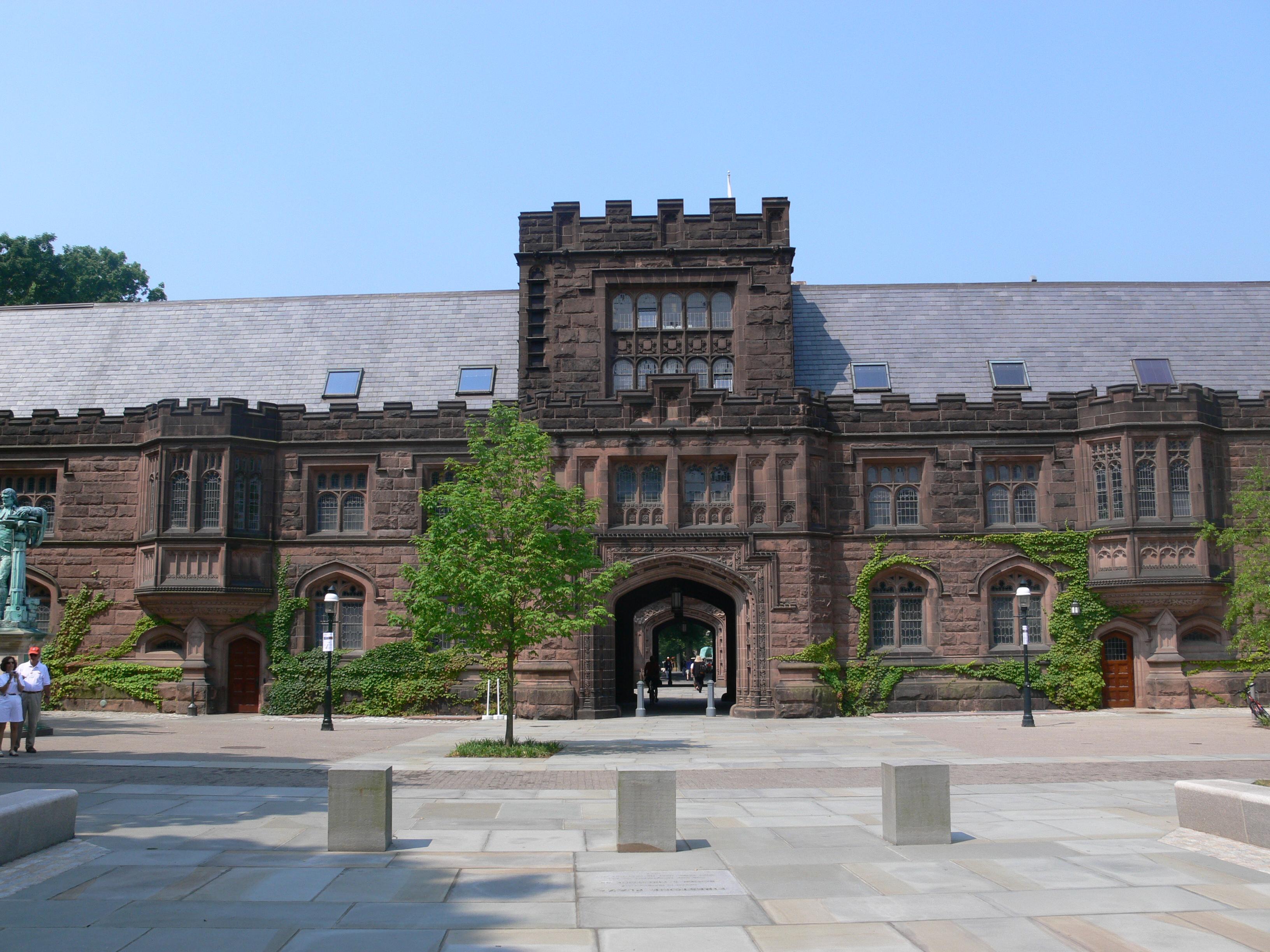 Kesadaran keadilan ras universitas - Princeton University